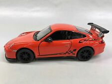 Porsche 911 GT3 RS 1/36 Scale KT.5352 Orange