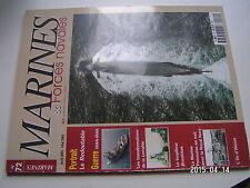 ** MARINES & force navales n°72 Le Redoutable / Guerre Iran-Irak / Le Branlebas