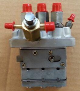 Used Rebuilt Bobcat Fuel Injection Pump  6672389