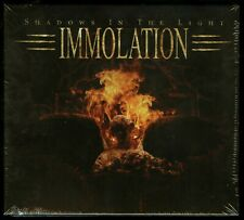 Immolation Shadows In The Light digipack CD new
