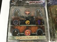 Mage Knight Dungeons Builder's Kit Wizkids Out of Print!