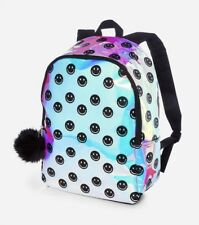 Justice Smiley Face  Backpack NWT! 😊😊😊😊😊sold Out!