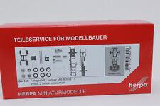 Herpa 084116 Tugmaster MB Actros Lowliner 1:87 New Original Packaging