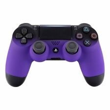 Sony Playstation Dualshock PS4 Wireless Controller Custom Soft Touch Fade Purple