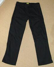 "DRAGGIN Motorcycle Jeans Black 38"""