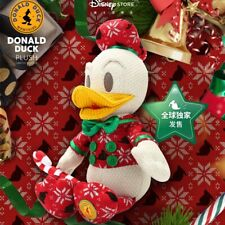 Donald Duck 85th years Memories Plush toy december month Disney Store limited