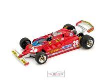 Ferrari 126Ck Turbo Bbc Gp Usa 1981 Pironi 1:43 R488 Modellino Auto Diecast