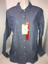 Weatherproof Vintage Long Sleeve Womens Shirt Size M