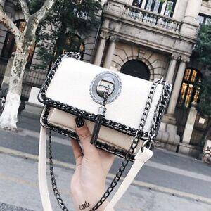 New Fashion Woman Handbag Trend Leisure Messenger Bag Mini Chain Shoulder Bag