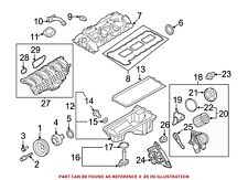 For BMW Genuine Engine Intake Manifold Gasket 11617547242