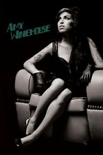 Amy Winehouse Poster Chair 61x91.5cm