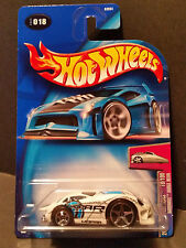 2004 Hot Wheels #018 First Editions 18/100 Hardnoze : Dodge Neon - B3554