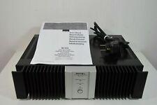Rotel RB-1070 Stéréo Amplificateur de puissance, 130 avec C 8 Ohm, 260 avec C 4 Ohm, 330 W mono