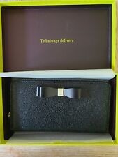 Ted Baker Aine Bow Leather Matinee Purse With Tags