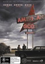American Gods : Season 1 (DVD, 3-Disc Set) NEW