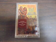 """NEW SEALED """"Little Feat"""" Ain't Had Enough fun  Cassette Tape (G)"""