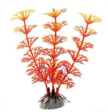 New Floral Grass Fish Tank Aquatic Simulation Plant Ornament Decoration ☆