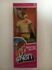 Sport & Shave Ken 1979 Vintage Barbie NRFB Mattel #1294