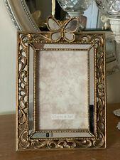 braun Fotorahmen Clayre /& Eef 2F0484-17x2x22 cm 10x15 cm grün