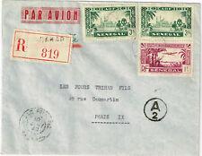 A   VOIR   LOT   0158      LOT  DE   1  PLI       SENEGAL  1940