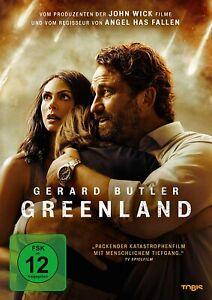 Greenland  (Gerard Butler)  DVD NEU