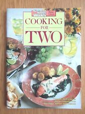 Cook Book COOKING FOR TWO Cookery Main Course Recipes Australian Womens Weekly