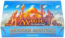 Magic MTG Modern Masters 2013 booster Box Factory Sealed English