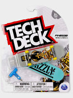 Tech Deck Series 12 Finesse King Monkey with Grizzly Grip Tape