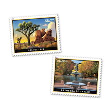 USPS New 2019 Yearbook High Value Stamp Packet