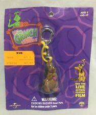 How the Grinch Stole Christmas Keychain 2000 Universal Studios Max