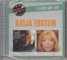 KATJA EBSTEIN/dans Pétersbourg est chevaux Marché & Amour - 2 LP on 1 CD (NOUVEAU!)