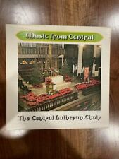 Music from Central- The Central Lutheran Church Choir