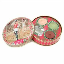 Bourjois Big Top Tantalizing Tamer 3 Eyeshadow Brun Creatif, Beige Rose, Vert