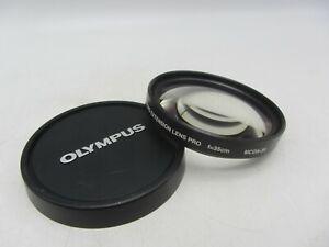 Olympus Camedia Macro Extension Lens Pro 350mm 35cm MCON-35 62mm / 72mm Screw