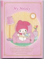 Sanrio My Melody Mini Memo Notebook Pink
