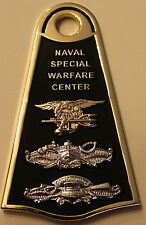 Naval Special Warfare Center Navy Chief's Mess Challenge Coin / Forces / SEALs