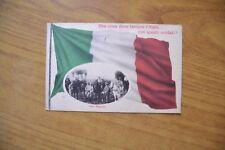 CARTOLINA MILITARE ITALIA STATO MAGGIORE VIAGGIATA 1915 SUBALPINA LL