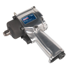 Sealey SA686 air impact wrench 1 insq drive twin hammer-compact