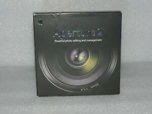Apple Aperture Version 2.0 for Mac RETAIL  MODEL N0: MB673Z/A VGC, complete