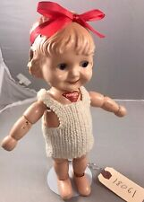 """10"""" Antique American Composition Margie Doll! Adorable! 18061"""