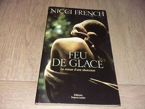 FEU DE GLACE / NICCI FRENCH