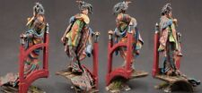 tin toy soldiers ELITE painted  Girl 80mm geisha