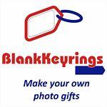 Blank Key Rings and Loop Key Rings