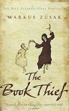 The Book Thief by Zusak, Markus   Book   condition good