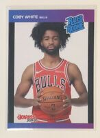 Coby White 🏀 2019-20 Panini Donruss Rated Rookie Retro 🏀 On-Hand
