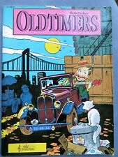 Rob Parker Oldtimers, claviers, guitare, chant, 1992