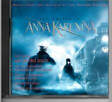 Leo Tolstoy's Anna Karenina soundtrack CD