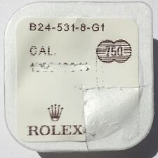 ROLEX GENUINE PARTS - CORONA ORO 24-531-8 - GOLD CROWN