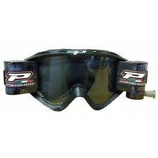 Progrip 3458 Roll Off XL Vision motocross goggles carbon Extra Large