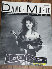 Dance Music Report magazine (DMR - USA) - 1988 (XEROX COPY)